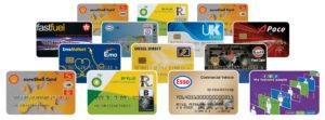 Fuel-cards