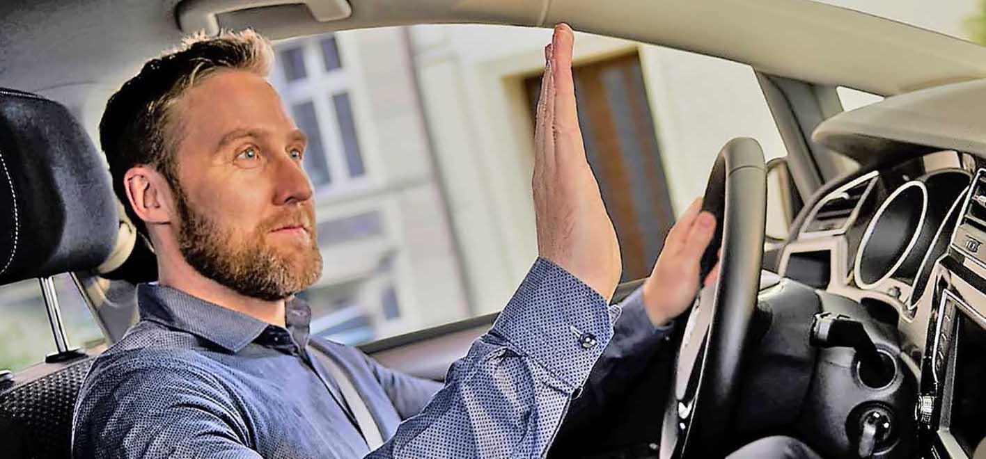 Азбука водителей - что означают жесты?
