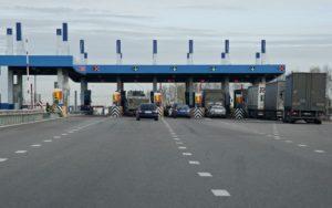 На некоторых участках скоростной трассы М-11 «Москва—Санкт-Петербург» выросла стоимость проезда