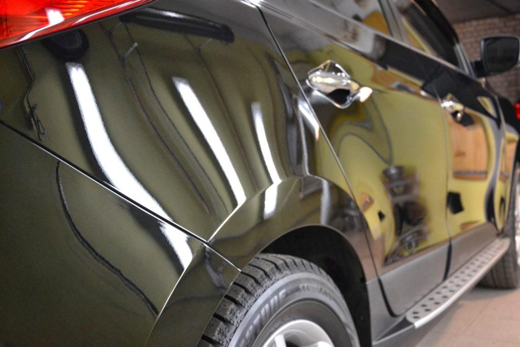 Как защитить кузов автомобиля от царапин