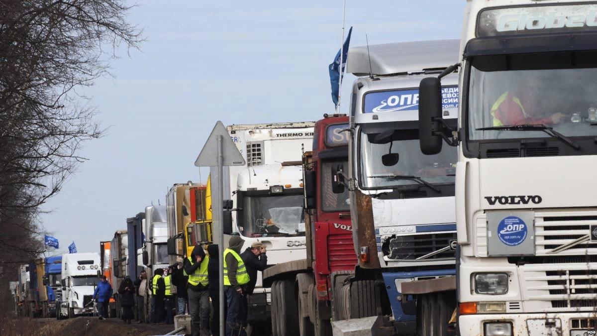 «Платон» не может штрафовать грузовики, не зарегистрированные в системе