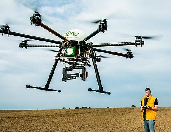 Агродроны могут заменить сельхозтехнику через десять лет?