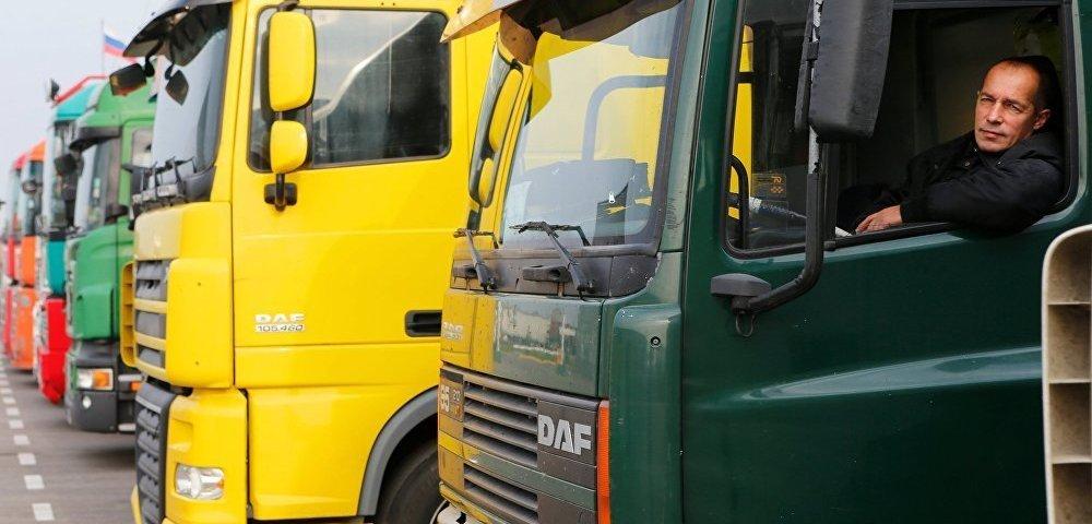 С 1 марта 2020 года все старые грузовики физлиц должны быть оснащены тахографами СКЗИ