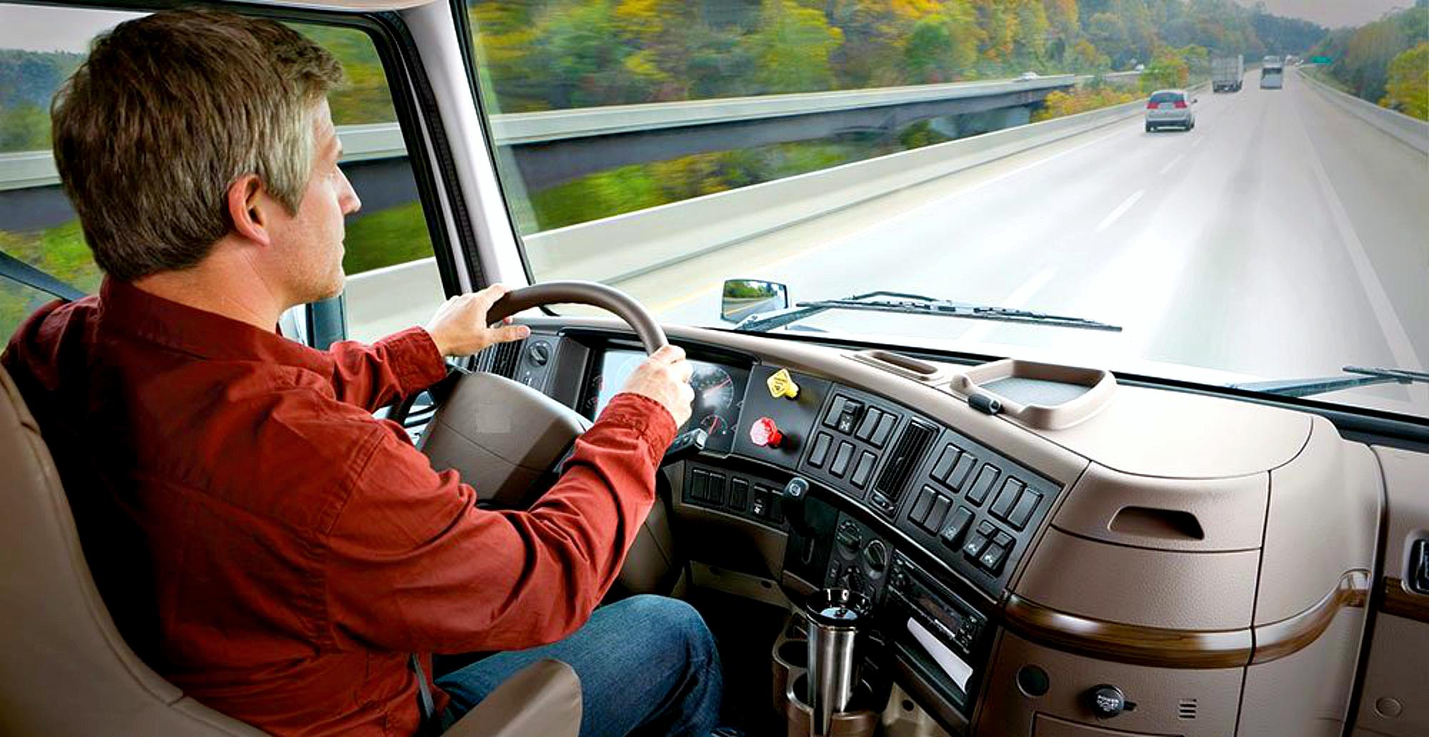 Минтранс обязал водителей  грузовых автомобилей соблюдать самоизоляцию после рейса
